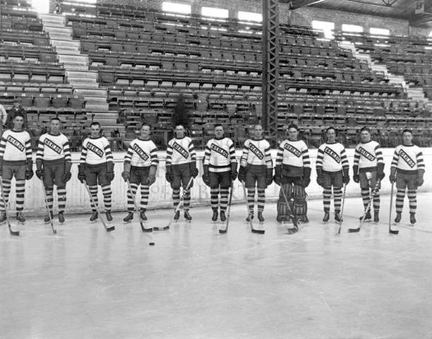 Edmonton Eskimos Professional Hockey Club 1933