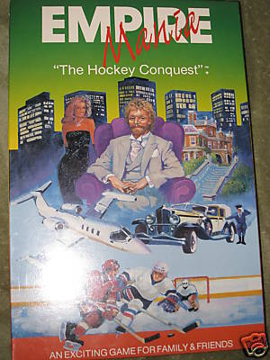 "Empire Mania ""The Hockey Conquest"""