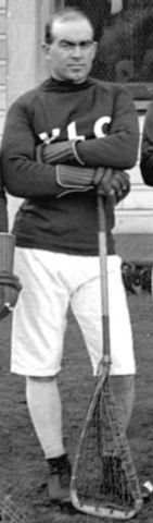 "Fred ""Cyclone"" Taylor Vancouver Lacrosse Club 1913"