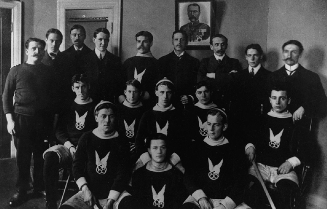 Montreal Hockey Club / Montreal AAA Stanley Cup Champions 1903