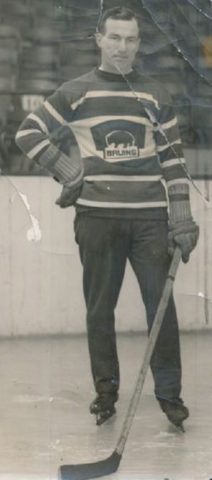 Art Ross  Boston Bruins 1932