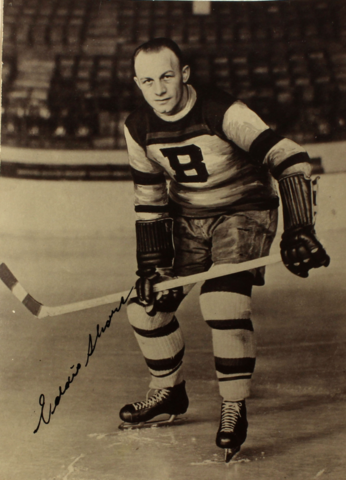 Eddie Shore Boston Bruins 1933