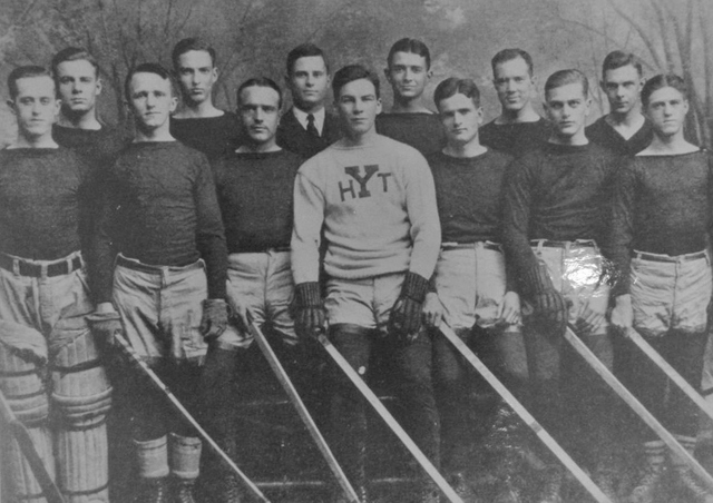 1919 Yale University Hockey Team