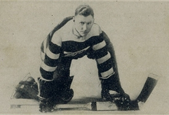 "Albert ""Red"" McCusker Regina Capitals 1924"