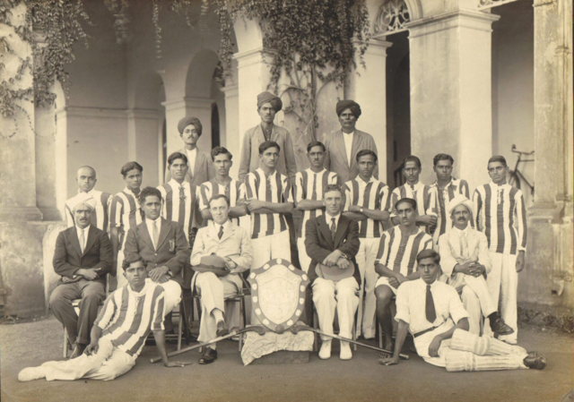 India Field Hockey 1930 Shield Champions