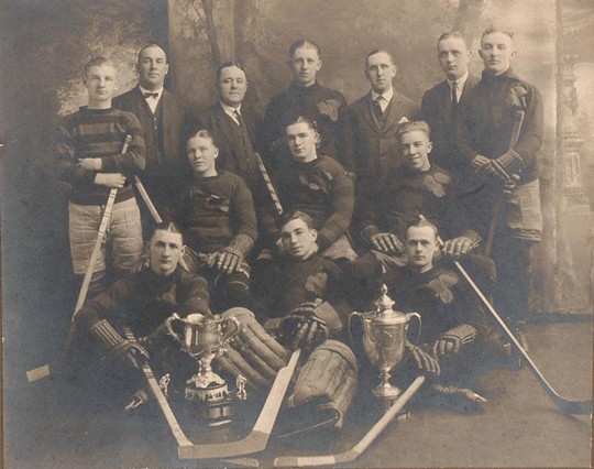 Owen Sound Greys Memorial Cup Champions 1924