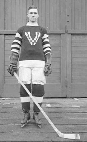 Lloyd Cook Vancouver Millionaires 1919 Vancouver Hockey Club