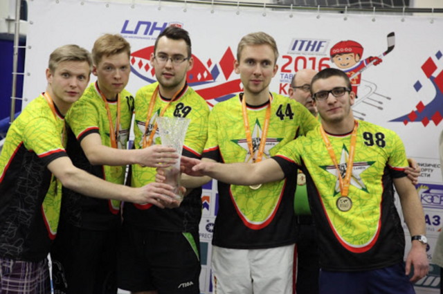 BJC Laimīte Table Hockey World Club Champions 2016