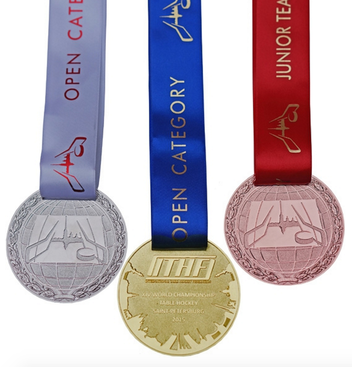 Table Hockey World Championship Medals 2015 | HockeyGods