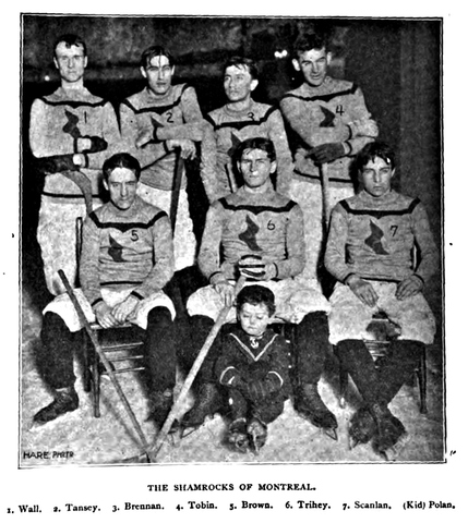 Montreal Shamrocks, 1897–98