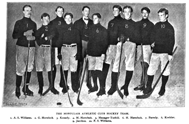 Montclair Athletic Club, 1897–98
