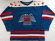 1976 Canada Cup Game Worn Jersey by Lee Fogolin Team USA