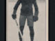 1923 Cully Wilson Hockey Card #67 Paulin's Candy V128-1