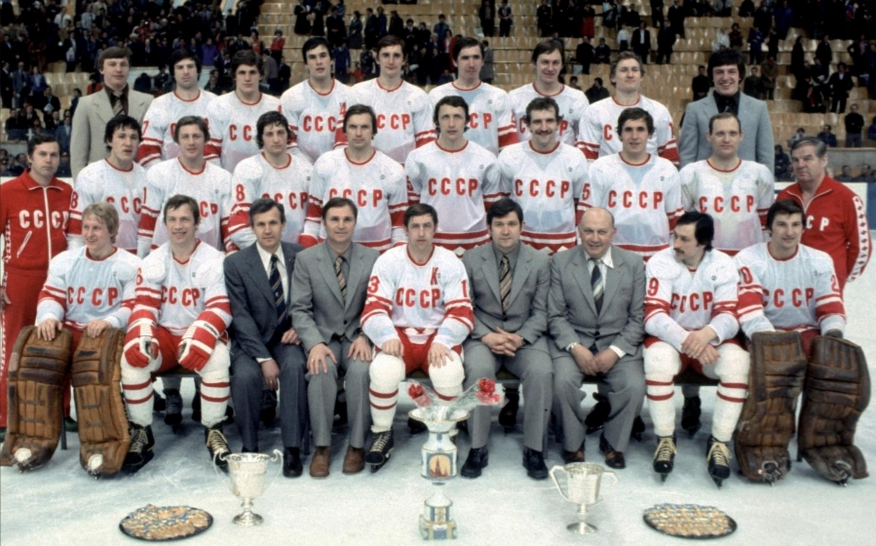 Valery Kharlamov: biography of hockey player, family, sporting achievements 5