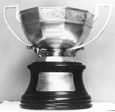 Lester Patrick Cup 1961 to 1974  President's Trophy 1949 to 1960