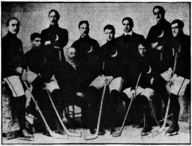 Brooklyn Crescents, 1899–1900 season