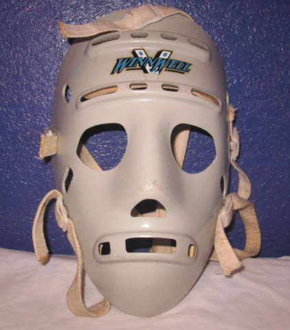 Vintage Winnwell FM-1 Hockey Mask - Vintage Winnwell Goalie Mask