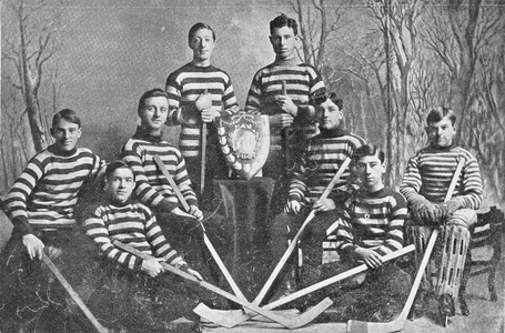 Bishop's Field College St. John's Intercollegiate League Champions 1910
