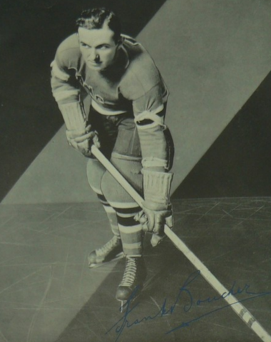 Frank Boucher New York Rangers 1938