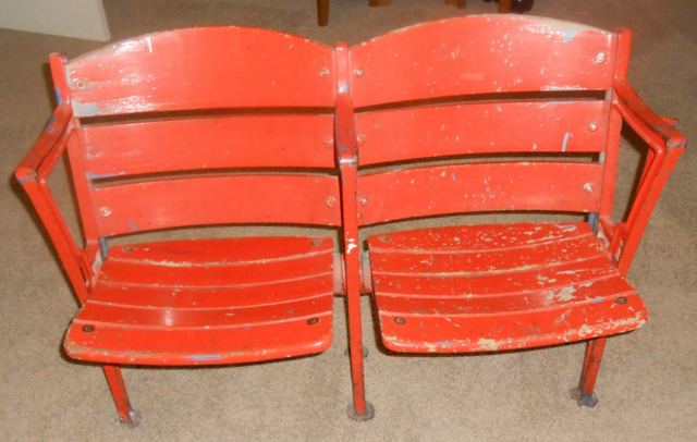 Slap Shot Movie Charlestown Chiefs Arena Seats