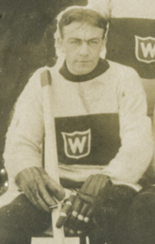 "William Henry ""Bill"" Chipchase Montreal Wanderers 1907"