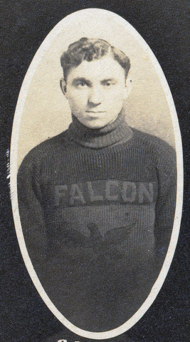 George Cumbers Falcon Hockey Club 1915 Winnipeg Falcons