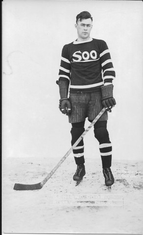 Bill Cook - Soo Greyhounds 1920-21