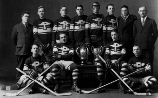 Pictou Hockey Team - Pictou County Champions 1926