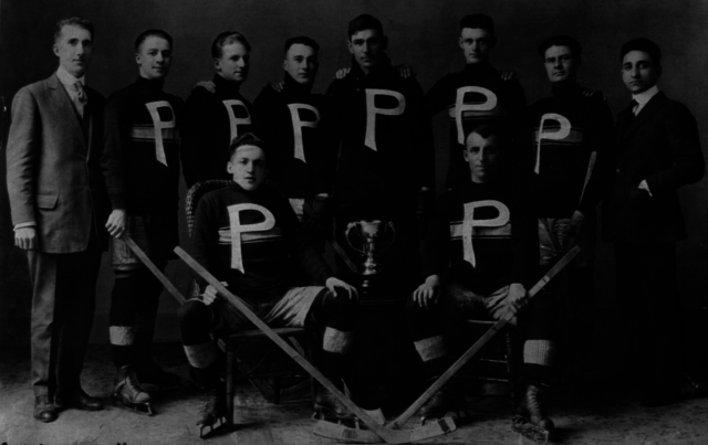Pictou Hockey Team 1920