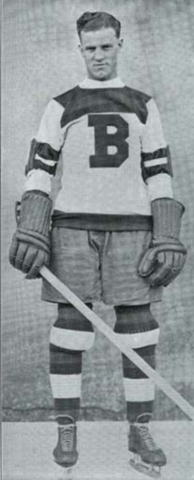 Art Chapman Boston Bruins 1932