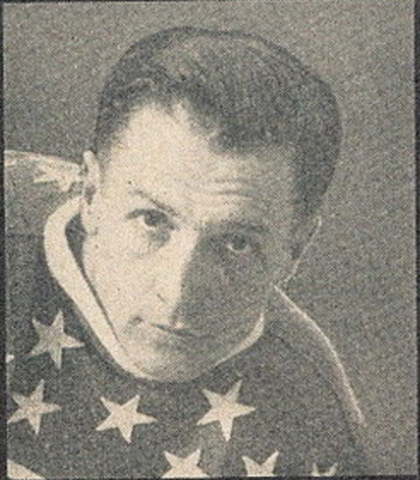 Al Murray New York Americans 1939
