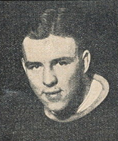 Alex Shibicky New York Rangers 1939