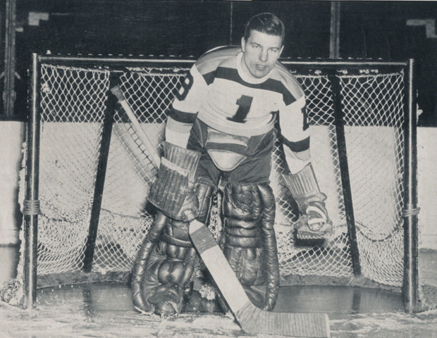 Frank Brimsek Boston Bruins 1939