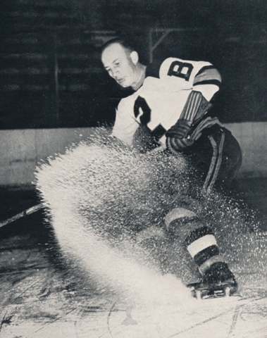 Eddie Shore Boston Bruins 1939
