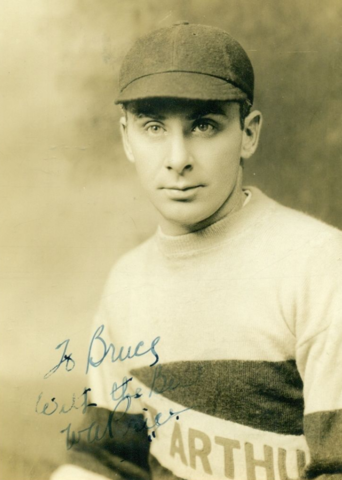 "William ""Bill"" Price Port Arthur Bear Cats Goalie 1929"
