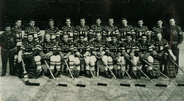 St. Louis Flyers 1948 American Hockey League