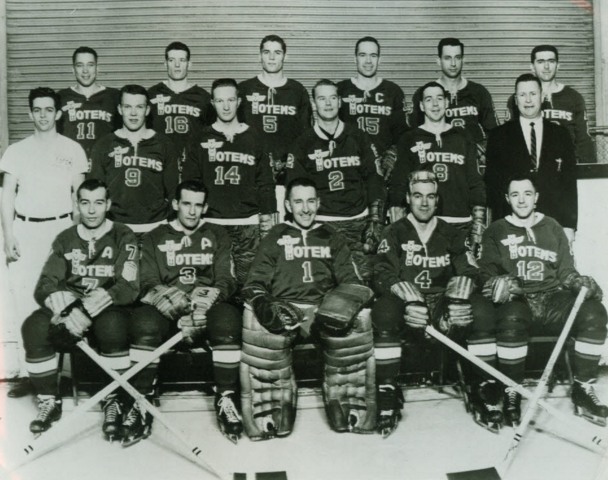 Seattle Totems 1960 Pacific Coast Hockey League
