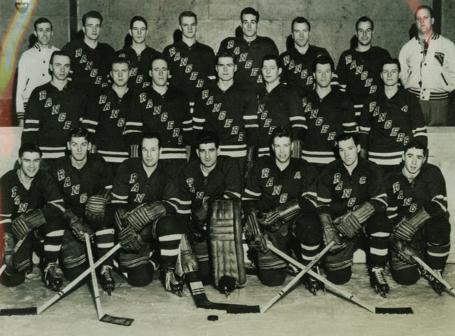New York Rangers 1949 National Hockey League / NHL