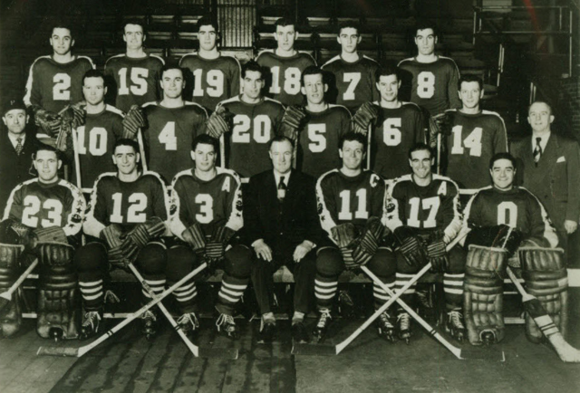 Pittsburgh Hornets 1948-49 American Hockey League