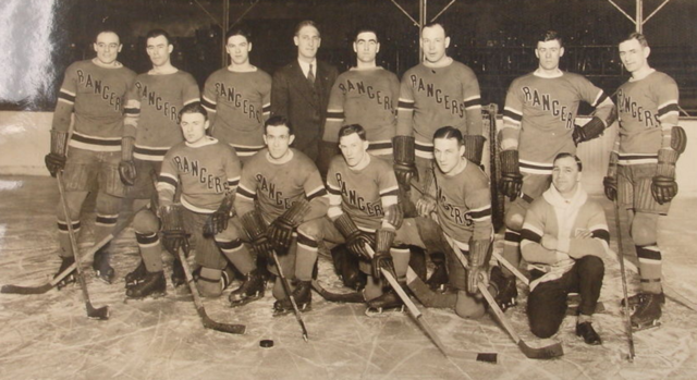 "New York Rangers 1926 ""First Year"""