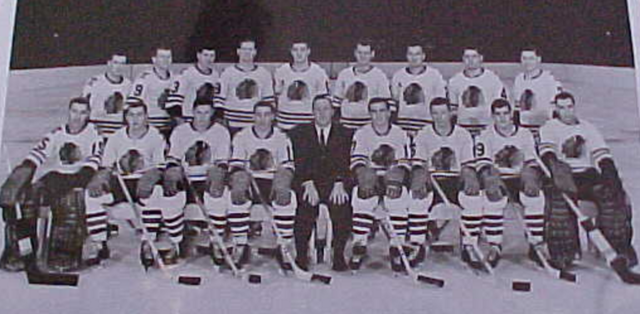 St. Louis Braves 1963 Central Professional Hockey League
