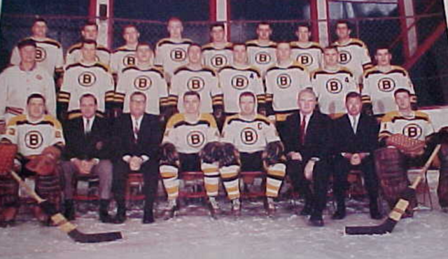 Minneapolis Bruins 1963 Central Professional Hockey League