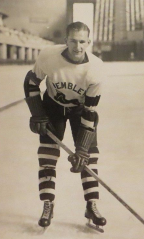 "Joe ""Jo Jo"" Graboski 1936 Wembley Lions - British National League"