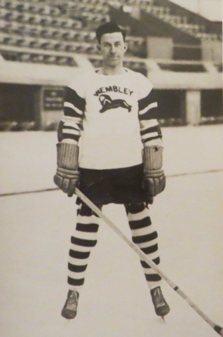 Edgar Murphy 1936 Wembley Lions - British National League