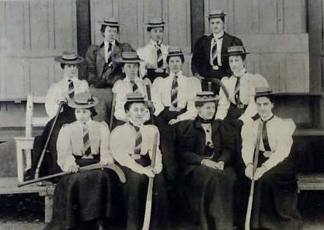 Bournemouth Ladies Hockey Club 1897