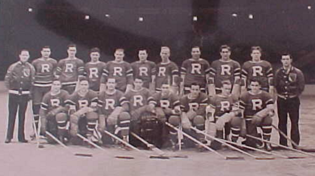 New York Rovers 1937 Eastern Hockey League