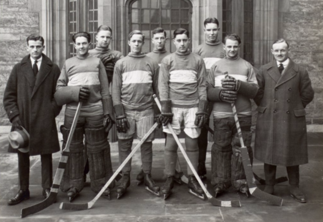 University of Toronto Junior Hockey Team 1922