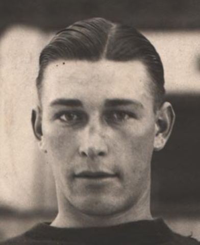 Dit Clapper Boston Bruins 1928