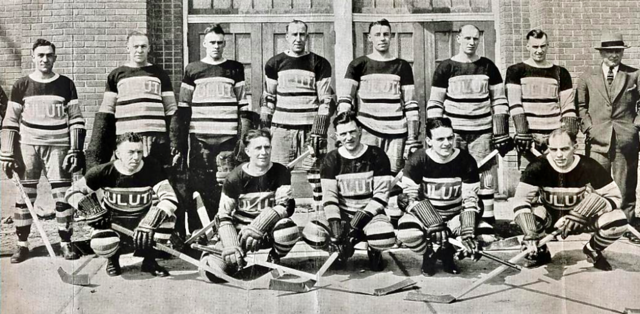 Duluth Hornets / Duluth Hockey Club - American Hockey Association Champions 1927