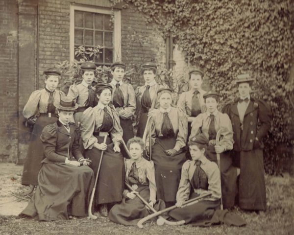 Chiswick Ladies Hockey Club 1896-97
